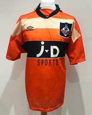 Oldham Athletic Away Football Shirt Jersey 1995/96 (XL)