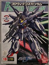 Bandai 1/144 scale Providence Gundam #19 Mobile Suit Zgmf-X13A