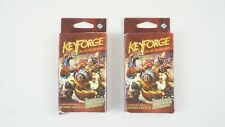 Keyforge: Call of The Archons - 2 x Archon Deck, Sealed! d5