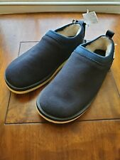 Suicoke Ron-VM2 Navy Suede Shearling Low-Top Vibram US 9 / EU 42 / UK 8 / JPN 27