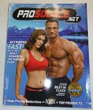 Pro Source Magazine Get Ripped Fast 2009 Supplement 111814R