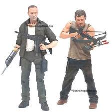 WALKING DEAD TV - Daryl & Merle Dixon Action Figure 2-Pack McFarlane