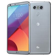 """Débloqué AT&T 5.7"""" LG G6 H871 32GB Dual13Mpx Android 3G/4G Téléphone Mobile-Gris"""