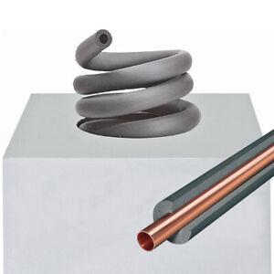 10mm Isolierschlauch endlos EnEV Rohrisolierung Kautschuk Dämmung