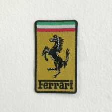 "3/"" Michael Schumacher F1 Ferrari Fully Embroidered Iron Or Sew On Patch Badge"