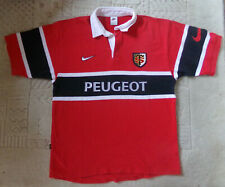 Maillot match RUGBY NIKE STADE TOULOUSAIN 90'S VintageToulouse Jersey - L