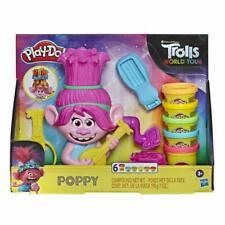 Play-Doh Trolls World Tour Rainbow Hair Poppy Play Dough