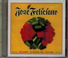JOSE FELICIANO - FELIZ NAVIDAD - 12 CHRISTMAS SONGS - NEW SEALED CD