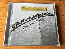 GAMMA RAY The best (of) - 2CD