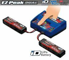 Traxxas Double Ez-peak Plus-lader 2972g 2x 3s Lipo 5000mah 2872x