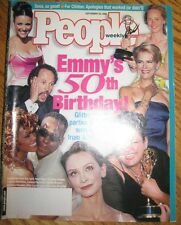 NEW PEOPLE MAGAZINE SEPT 2 1998 EMMY'S 50TH BIRTHDAY-FROM ALLY TO XENA-CANDICE