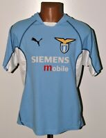 SS LAZIO ITALY 2001/2002 HOME FOOTBALL SHIRT JERSEY PUMA SIZE S ADULT