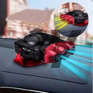 12V Car Vehicle Heater Ceramic Heating Cooling Fan Defroster Demister Portable