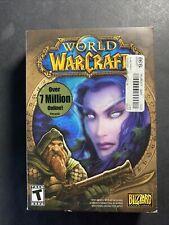 World Of Warcraft (2004) Vanilla Box 5 Discs + Manual Jl