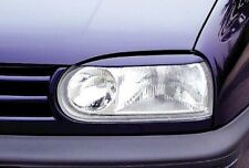 JOM Scheinwerferblenden Set BÖSER BLICK für VW GOLF 3 III alle Scheinwerfer