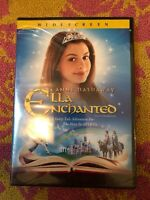 Ella Enchanted (DVD, 2004, Canadian French) factory sealed