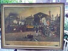 Nostalgieschild Eisenbahnmanager