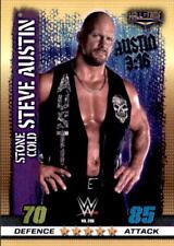WWE Slam Attax - 10th Edition-nº 286-Stone Cold Steve Austin-Hall of Fame