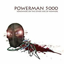 Powerman 5000 - Somewhere on the Other Side of Nowhere [New CD]