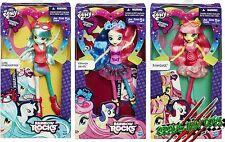 My Little Pony Equestria Girls Dolls ROSELUCK LYRA SWEETIE DROPS