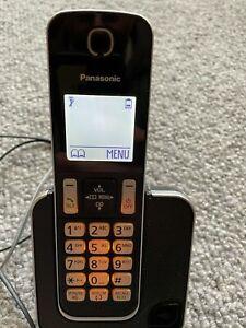 Panasonic handset set, telephone, KX-TGD310E, good condition