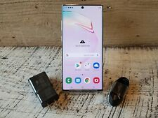 Samsung Galaxy Note 10 Plus SM-N975U - 128GB - White (Unlocked) - Real Pics