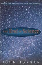 The End of Science, John Horgan, New
