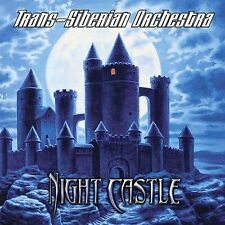 "Trans-Siberian Orchestra ""Night Castle"" CD 2009 2 Discs Atlantic Sealed Promo"