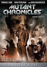Mutant Chronicles (DVD, 2009, Directors Cut)