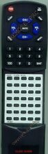 Replacement Remote for SYMPHONIC CST204FE, ISTV040920, ST413E, 6615LD