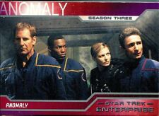 Star Trek Enterprise Season 3 Complete 72 Card Base Set