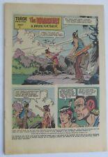 84 1973 TUROK - SON OF STONE COVERLESS COMIC - c/s