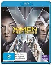 XMen: First Class (Blu-ray, 2011) // New // No Cover // Disc & case only