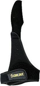 ** SUNLINE SURF Casting Glove STG-801 Black free size