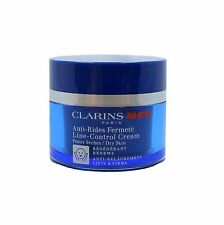 CLARINS MEN LINE-CONTROL CREAM FOR DRY SKIN RENEWS LIFTS&FIRMS 50 ML/1.7 OZ. (T)