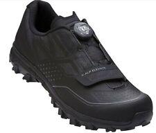 NEW IN BOX Pearl Izumi X-Alp Elevate Men's MTB Shoes US 8, EU 41 Black