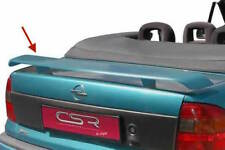 REAR BOOT SPOILER FOR VAUXHALL ASTRA F 91-98 HF234 CABRIO OPEL
