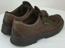 MEPHISTO CRUISER Shock Asorber Mens Brown Leather Shoes Size 7.5