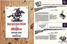 Winchester 1960 Sporting Arms and Ammunition Catalog
