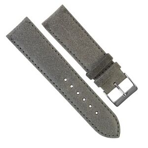 VintageTime Watch Straps - Smooth Grain Calf Leather Replacement Watch Bands