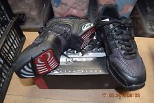 Black Capezio Groove Dansneaker split sole - UDS15 - UK 2