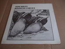 Tom Waits – Bounced Checks (1975) rare live LP Not Tmoq  SEALED