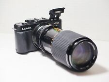 70-210mm = 140-420mm lente su HD 4K Lumix G Micro 4/3 DIGITAL PEN OMD G3 G5 G6 GM1
