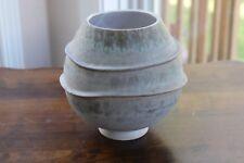 Mid Century Alvino Bagni Raymor Italy Vase Pottery