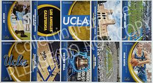 2015 Panini UCLA Bruins Full Set KEVIN LOVE TROY AIKMAN BARON DAVIS TREVOR BAUER