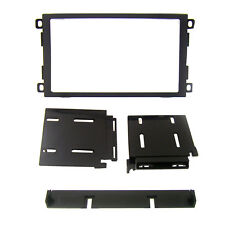 Radio Replacement Dash Mounting Kit Installation Double-Din for GM