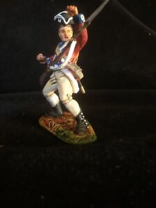 CONTE REVOLUTIONARY WAR THE PATRIOT BRITISH CASUALTY WOUNDED COLLECTOR CLUB FIG