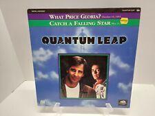 Quantum Leap: What Price Gloria? / Catch A Falling Star Laserdisc Ld Not Dvd