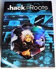 dot .hack//Roots, Limited Edition Box Set, Soundtrack, DVD, Demo, No Shirt !