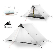 LanShan 2 3F UL GEAR 2 Person Ultralight Hiking Camping Tent Outdoor Shelter New